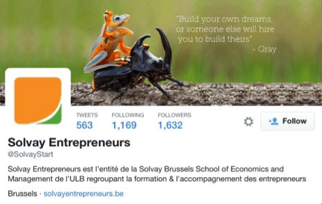 Solvay Entrepreneurs