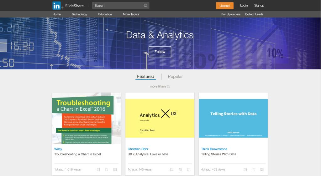 LinkedIn Data Analytics