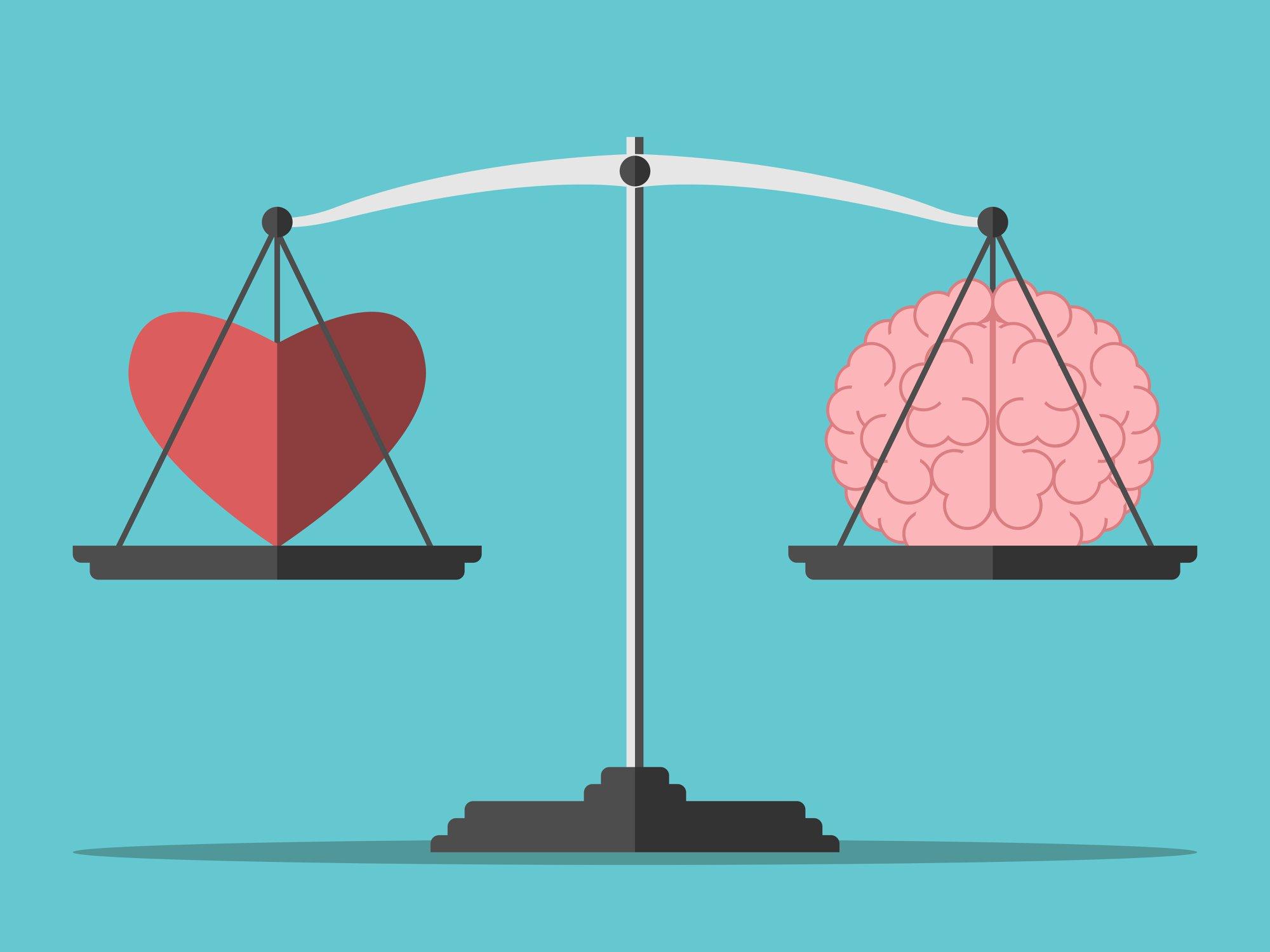 Les études le prouvent, les CEO écoutent plus leur tête que leur cœur