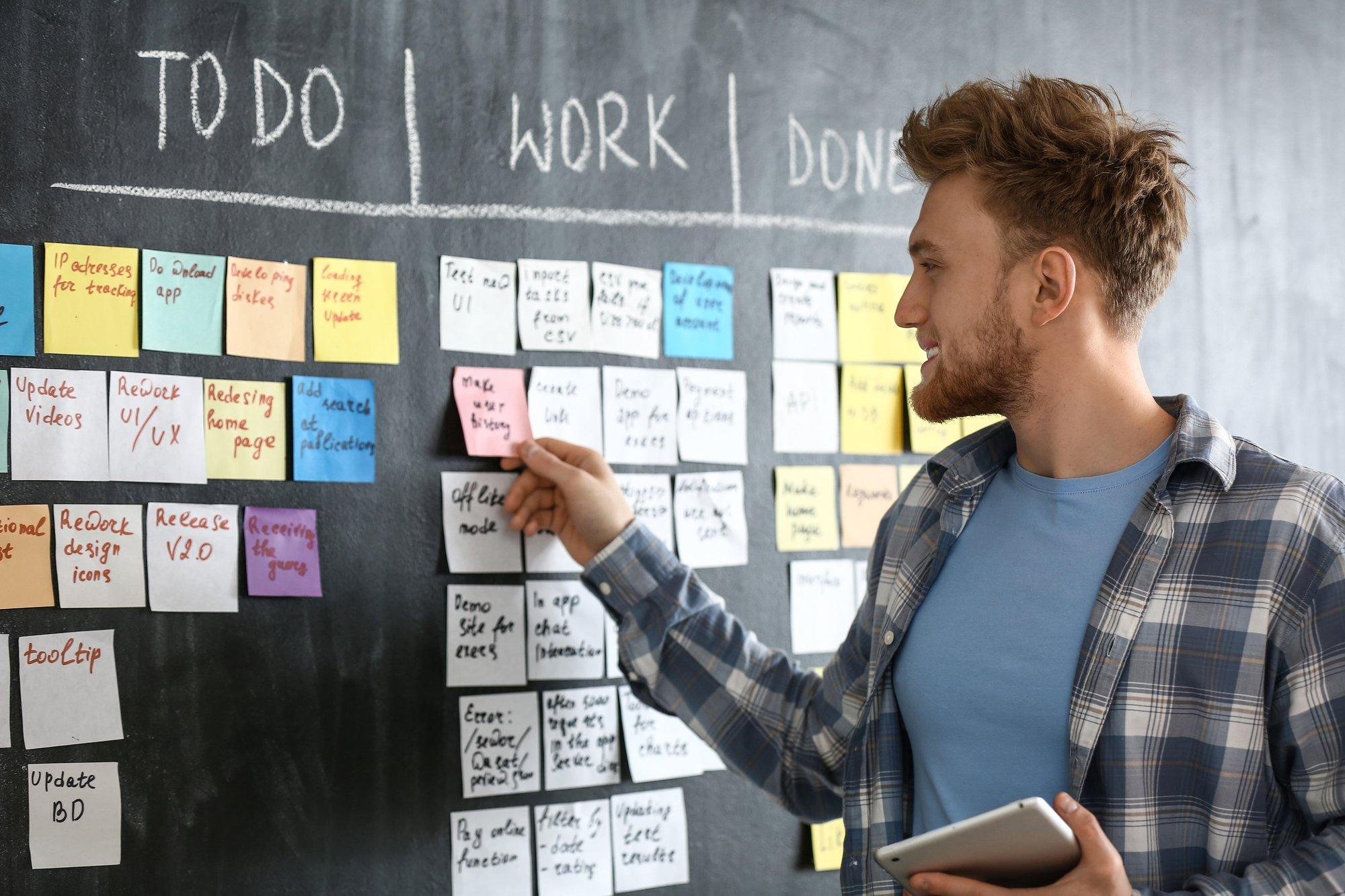 Les 5 tâches principales du Product Owner