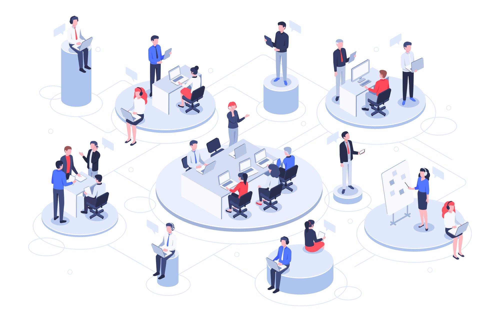 Facility management: de creatie van een werkomgeving op maat van jouw organisatie