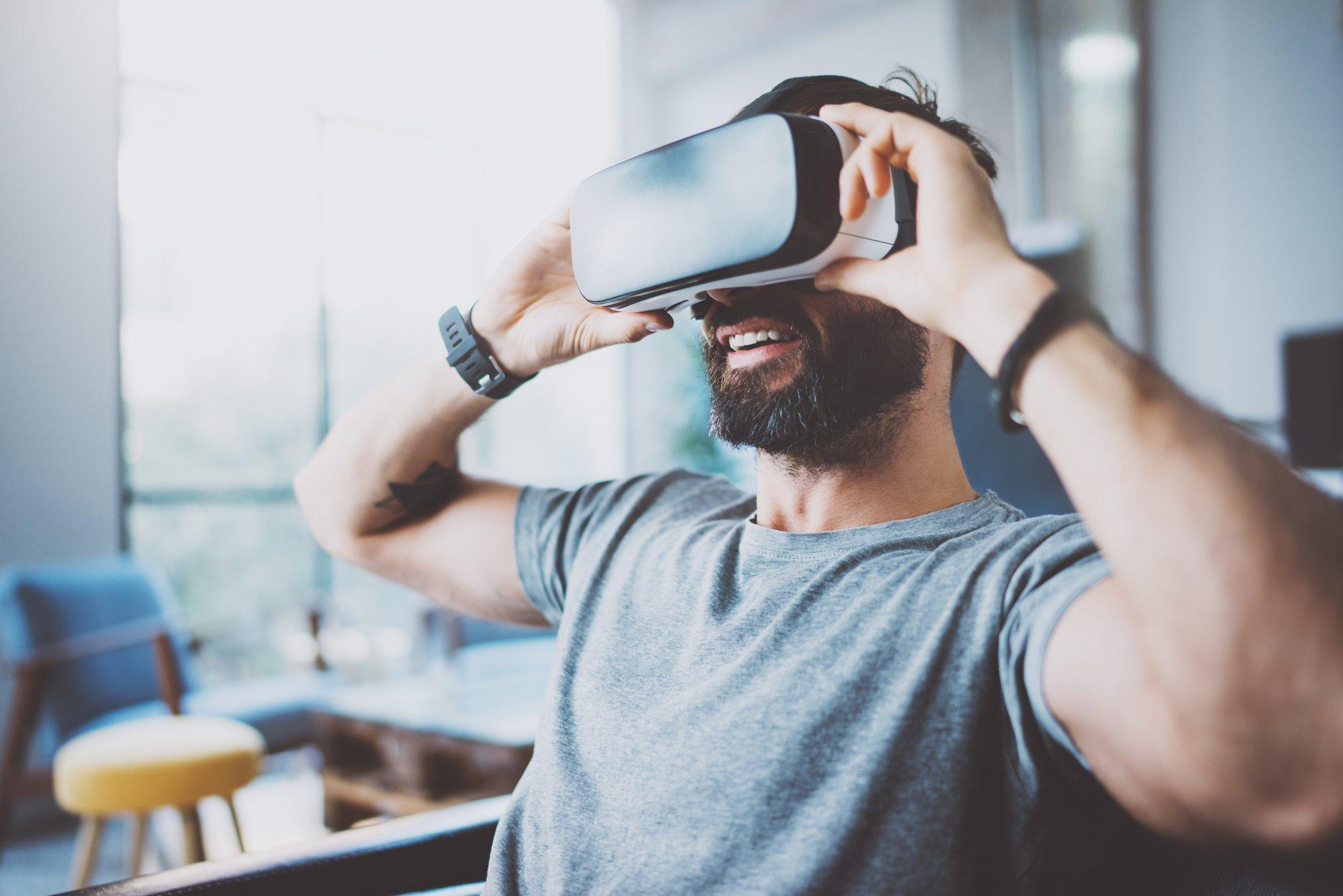 HSE hand in hand met virtual reality bij BASF
