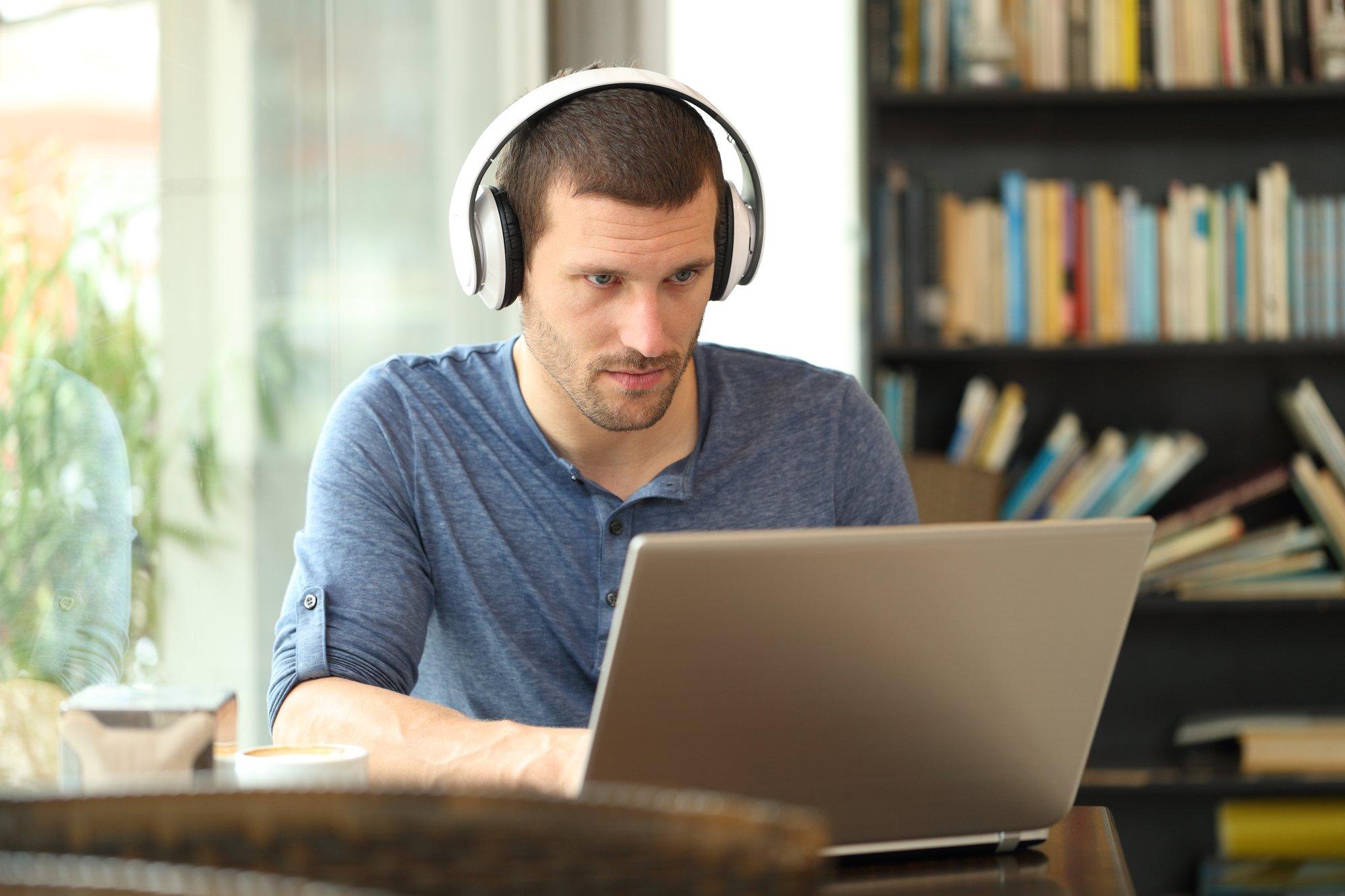 Online leren, makkelijker gezegd dan gedaan? Niet volgens deze deelnemer
