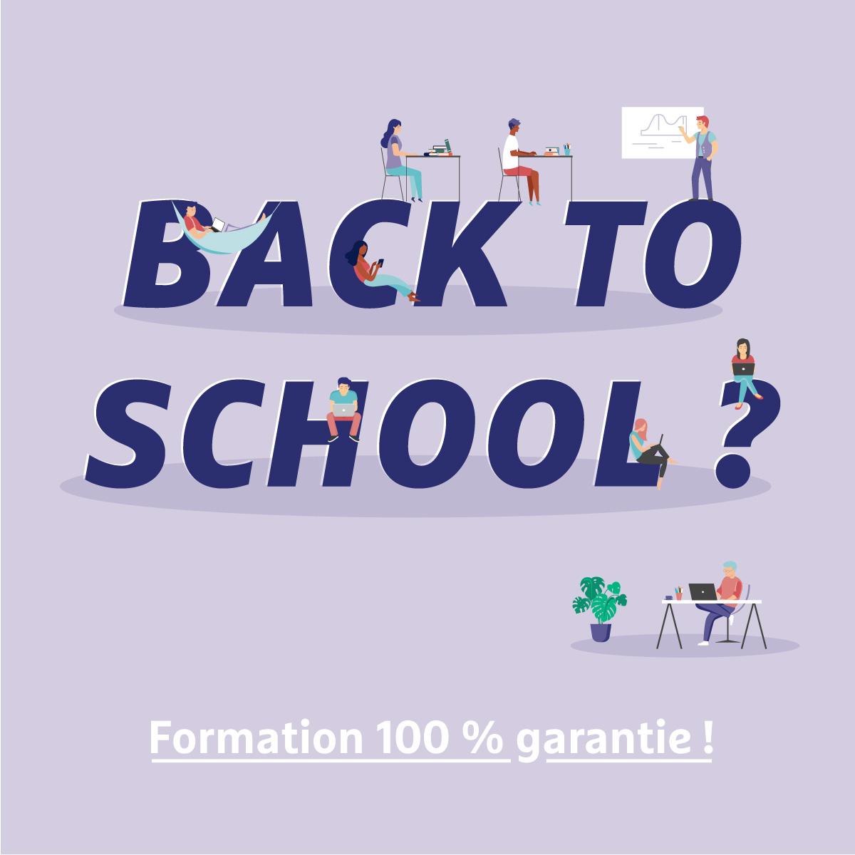 Back to school? C'est évident !
