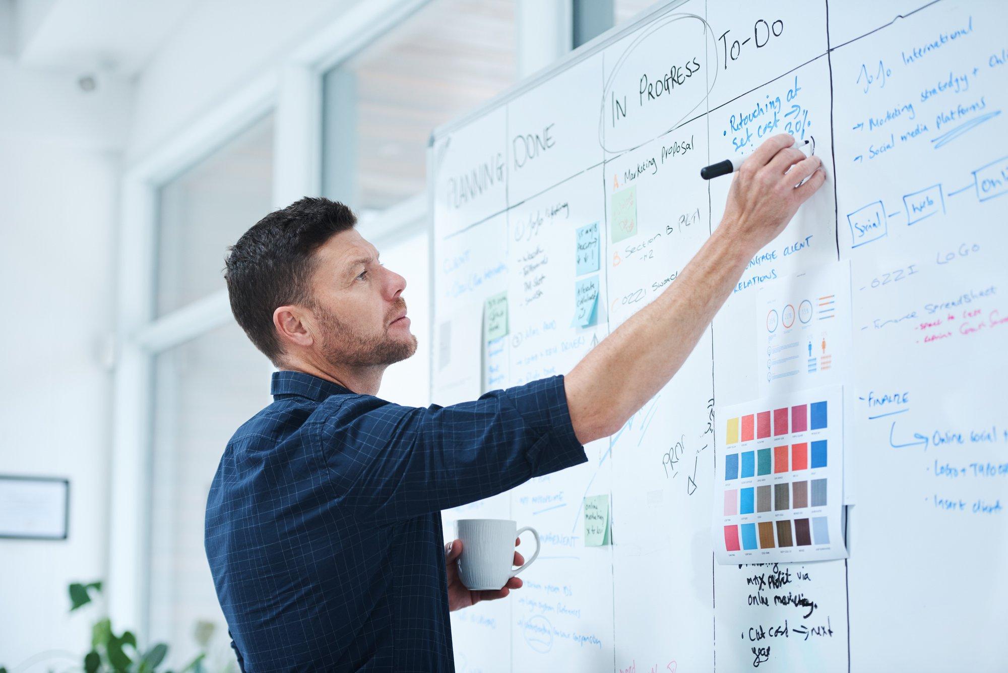 5 populaire methodes in projectmanagement