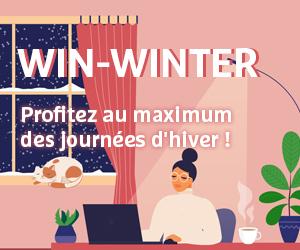 Profitez au maximum des journées d'hiver !
