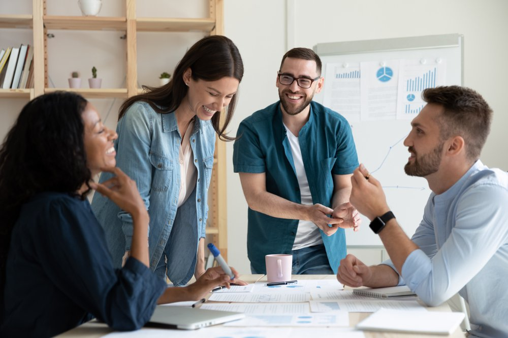 4 entreprises sur 10 disposent d'une politique de bien-être
