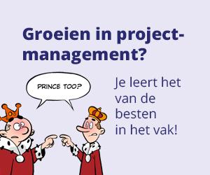 Groeien in projectmanagement?
